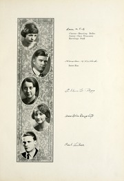 Page 17, 1924 Edition, Wabash High School - Sycamore Yearbook (Wabash, IN) online yearbook collection