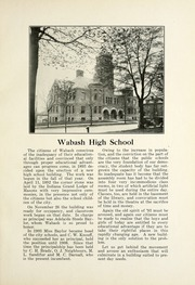 Page 7, 1924 Edition, Wabash High School - Sycamore Yearbook (Wabash, IN) online yearbook collection