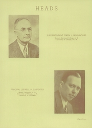 Page 15, 1939 Edition, Wabash High School - Sycamore Yearbook (Wabash, IN) online yearbook collection