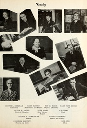 Page 11, 1941 Edition, Wabash High School - Sycamore Yearbook (Wabash, IN) online yearbook collection