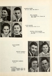Page 15, 1941 Edition, Wabash High School - Sycamore Yearbook (Wabash, IN) online yearbook collection