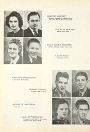Page 16, 1941 Edition, Wabash High School - Sycamore Yearbook (Wabash, IN) online yearbook collection