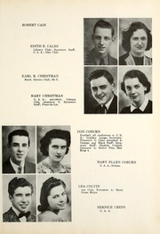 Page 17, 1941 Edition, Wabash High School - Sycamore Yearbook (Wabash, IN) online yearbook collection