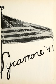 Page 5, 1941 Edition, Wabash High School - Sycamore Yearbook (Wabash, IN) online yearbook collection
