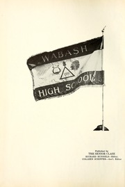 Page 6, 1941 Edition, Wabash High School - Sycamore Yearbook (Wabash, IN) online yearbook collection