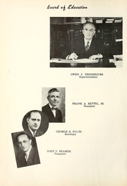 Page 8, 1941 Edition, Wabash High School - Sycamore Yearbook (Wabash, IN) online yearbook collection