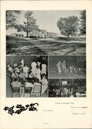 Page 9, 1949 Edition, Wabash High School - Sycamore Yearbook (Wabash, IN) online yearbook collection