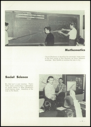 Page 13, 1955 Edition, Wabash High School - Sycamore Yearbook (Wabash, IN) online yearbook collection