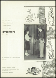 Page 5, 1955 Edition, Wabash High School - Sycamore Yearbook (Wabash, IN) online yearbook collection