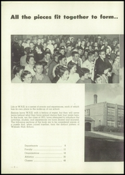Page 6, 1955 Edition, Wabash High School - Sycamore Yearbook (Wabash, IN) online yearbook collection