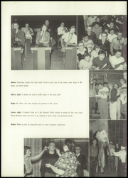 Page 8, 1955 Edition, Wabash High School - Sycamore Yearbook (Wabash, IN) online yearbook collection