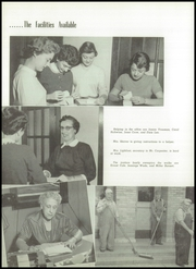 Page 16, 1957 Edition, Wabash High School - Sycamore Yearbook (Wabash, IN) online yearbook collection