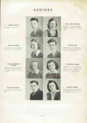 Page 13, 1941 Edition, Charlestown High School - Pirates Yearbook (Charlestown, IN) online yearbook collection