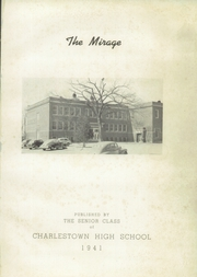 Page 5, 1941 Edition, Charlestown High School - Pirates Yearbook (Charlestown, IN) online yearbook collection