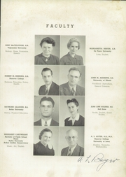 Page 7, 1941 Edition, Charlestown High School - Pirates Yearbook (Charlestown, IN) online yearbook collection