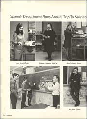 Page 36, 1971 Edition, Andrean High School - Decussata Yearbook (Merrillville, IN) online yearbook collection