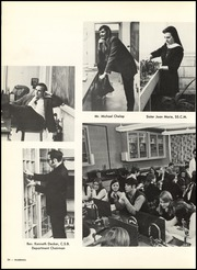 Page 38, 1971 Edition, Andrean High School - Decussata Yearbook (Merrillville, IN) online yearbook collection