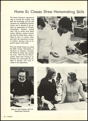 Page 44, 1971 Edition, Andrean High School - Decussata Yearbook (Merrillville, IN) online yearbook collection