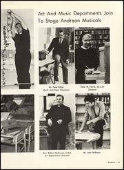 Page 47, 1971 Edition, Andrean High School - Decussata Yearbook (Merrillville, IN) online yearbook collection