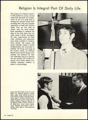 Page 52, 1971 Edition, Andrean High School - Decussata Yearbook (Merrillville, IN) online yearbook collection