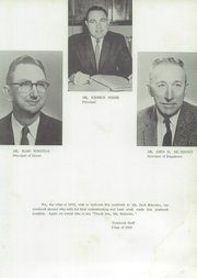 Page 11, 1959 Edition, Triton Central High School - Tigerama Yearbook (Fairland, IN) online yearbook collection