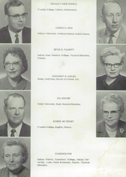 Page 13, 1959 Edition, Triton Central High School - Tigerama Yearbook (Fairland, IN) online yearbook collection