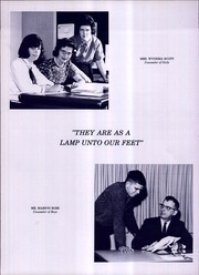 Page 12, 1965 Edition, Triton Central High School - Tigerama Yearbook (Fairland, IN) online yearbook collection