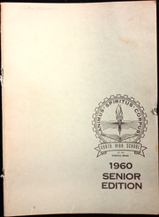 1960 Edition, North High School - North Star Senior Edition Yearbook (Evansville, IN)