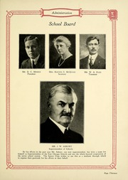 Page 17, 1926 Edition, Washington High School - Anvil Yearbook (East Chicago, IN) online yearbook collection