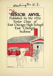 Page 7, 1926 Edition, Washington High School - Anvil Yearbook (East Chicago, IN) online yearbook collection