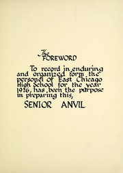 Page 9, 1926 Edition, Washington High School - Anvil Yearbook (East Chicago, IN) online yearbook collection