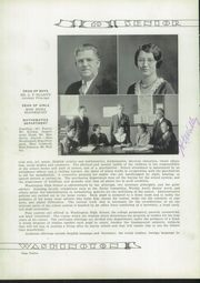 Page 16, 1935 Edition, Washington High School - Anvil Yearbook (East Chicago, IN) online yearbook collection