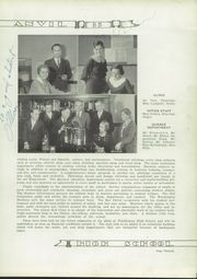 Page 17, 1935 Edition, Washington High School - Anvil Yearbook (East Chicago, IN) online yearbook collection