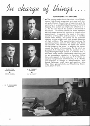 Page 14, 1939 Edition, Washington High School - Anvil Yearbook (East Chicago, IN) online yearbook collection
