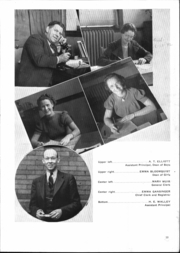 Page 15, 1939 Edition, Washington High School - Anvil Yearbook (East Chicago, IN) online yearbook collection