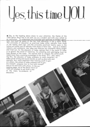 Page 8, 1939 Edition, Washington High School - Anvil Yearbook (East Chicago, IN) online yearbook collection