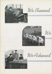 Page 10, 1940 Edition, Washington High School - Anvil Yearbook (East Chicago, IN) online yearbook collection