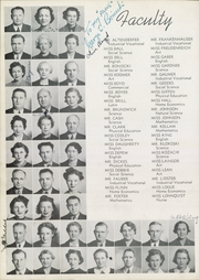 Page 16, 1940 Edition, Washington High School - Anvil Yearbook (East Chicago, IN) online yearbook collection