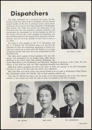 Page 11, 1947 Edition, Washington High School - Anvil Yearbook (East Chicago, IN) online yearbook collection