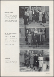 Page 13, 1947 Edition, Washington High School - Anvil Yearbook (East Chicago, IN) online yearbook collection