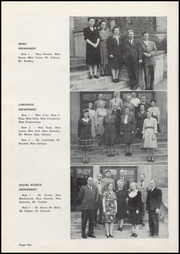 Page 14, 1947 Edition, Washington High School - Anvil Yearbook (East Chicago, IN) online yearbook collection