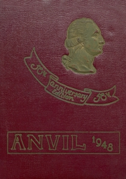 Page 1, 1948 Edition, Washington High School - Anvil Yearbook (East Chicago, IN) online yearbook collection