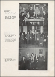 Page 13, 1948 Edition, Washington High School - Anvil Yearbook (East Chicago, IN) online yearbook collection