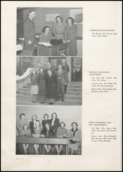 Page 14, 1948 Edition, Washington High School - Anvil Yearbook (East Chicago, IN) online yearbook collection