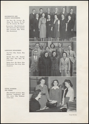 Page 15, 1948 Edition, Washington High School - Anvil Yearbook (East Chicago, IN) online yearbook collection