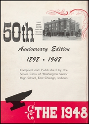 Page 6, 1948 Edition, Washington High School - Anvil Yearbook (East Chicago, IN) online yearbook collection