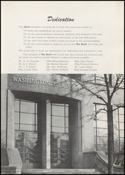 Page 9, 1948 Edition, Washington High School - Anvil Yearbook (East Chicago, IN) online yearbook collection