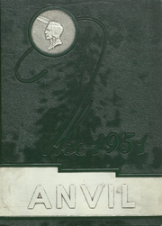 Page 1, 1951 Edition, Washington High School - Anvil Yearbook (East Chicago, IN) online yearbook collection