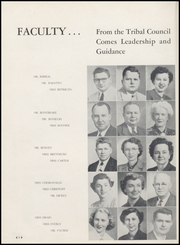 Page 10, 1951 Edition, Washington High School - Anvil Yearbook (East Chicago, IN) online yearbook collection