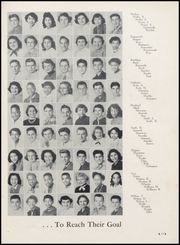 Page 17, 1951 Edition, Washington High School - Anvil Yearbook (East Chicago, IN) online yearbook collection